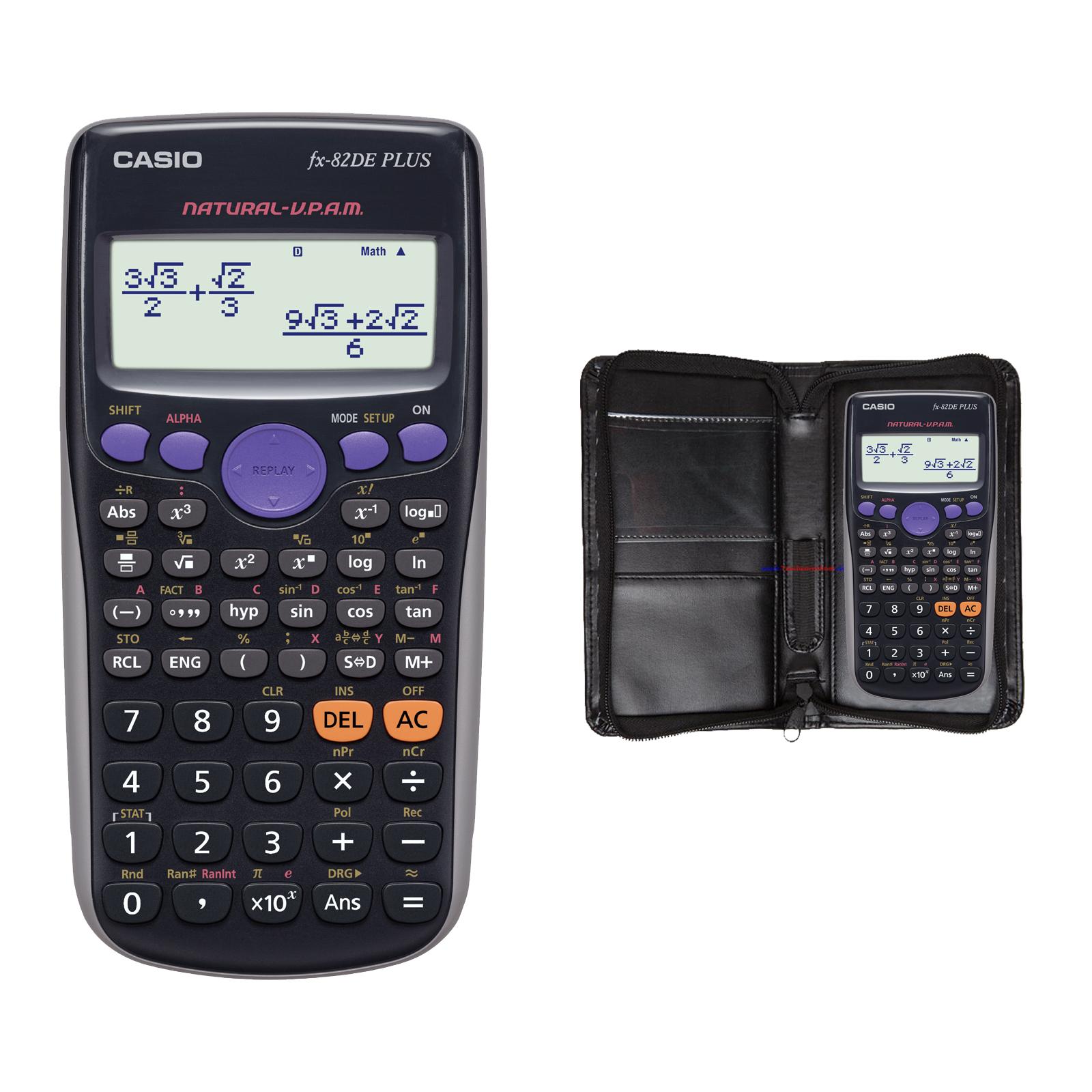 Casio FX-7400GII Schutztasche